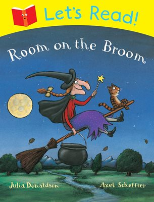 Book cover for Let's Read! Room on the Broom